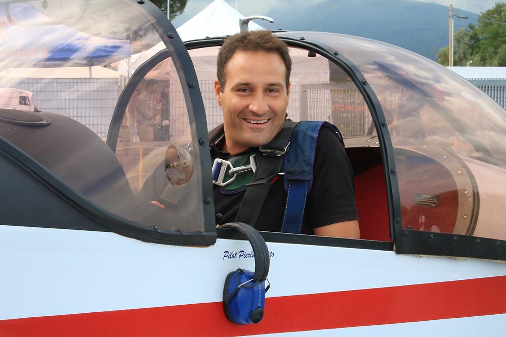 Pilota Acrobatico, Pierluigi Zito