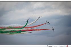 Rivolto 2015 55° Frecce Tricolori