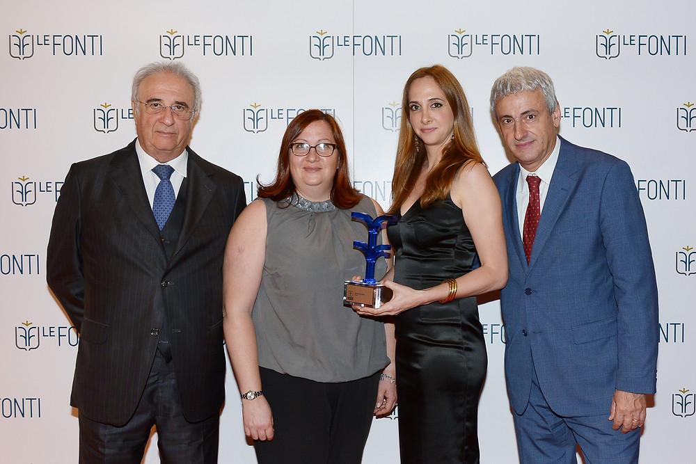 Studio Legale Corte è premiato come Studio dell'Anno Food 2018