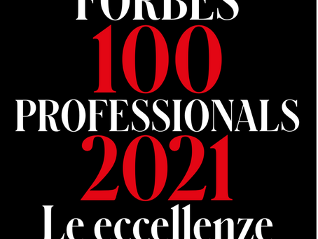 Paola Corte and Elena Corte (Studio Legale Corte) in Forbes 2021 100 Legal Professionals list
