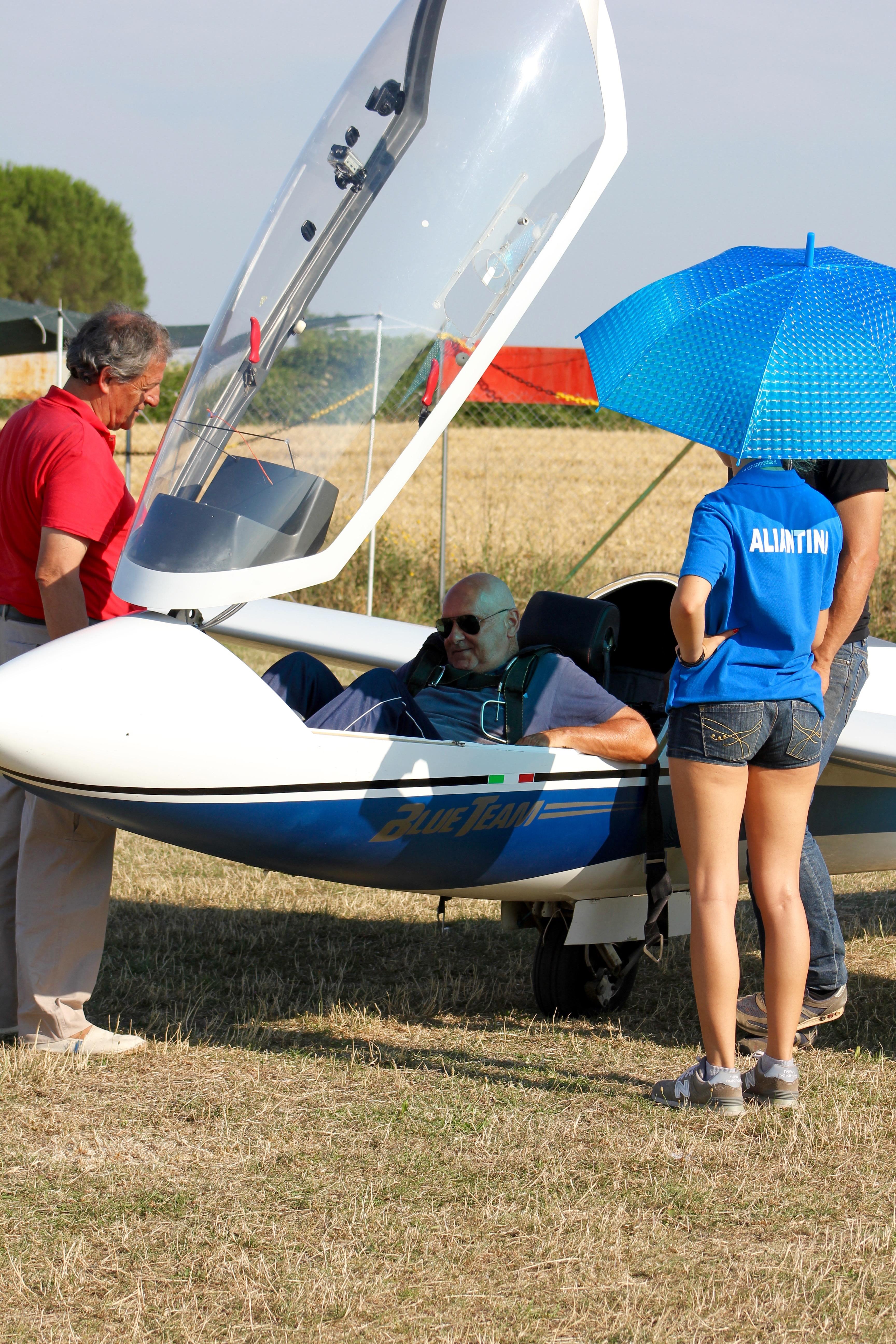 volo acrobatico: Pietro Filippini
