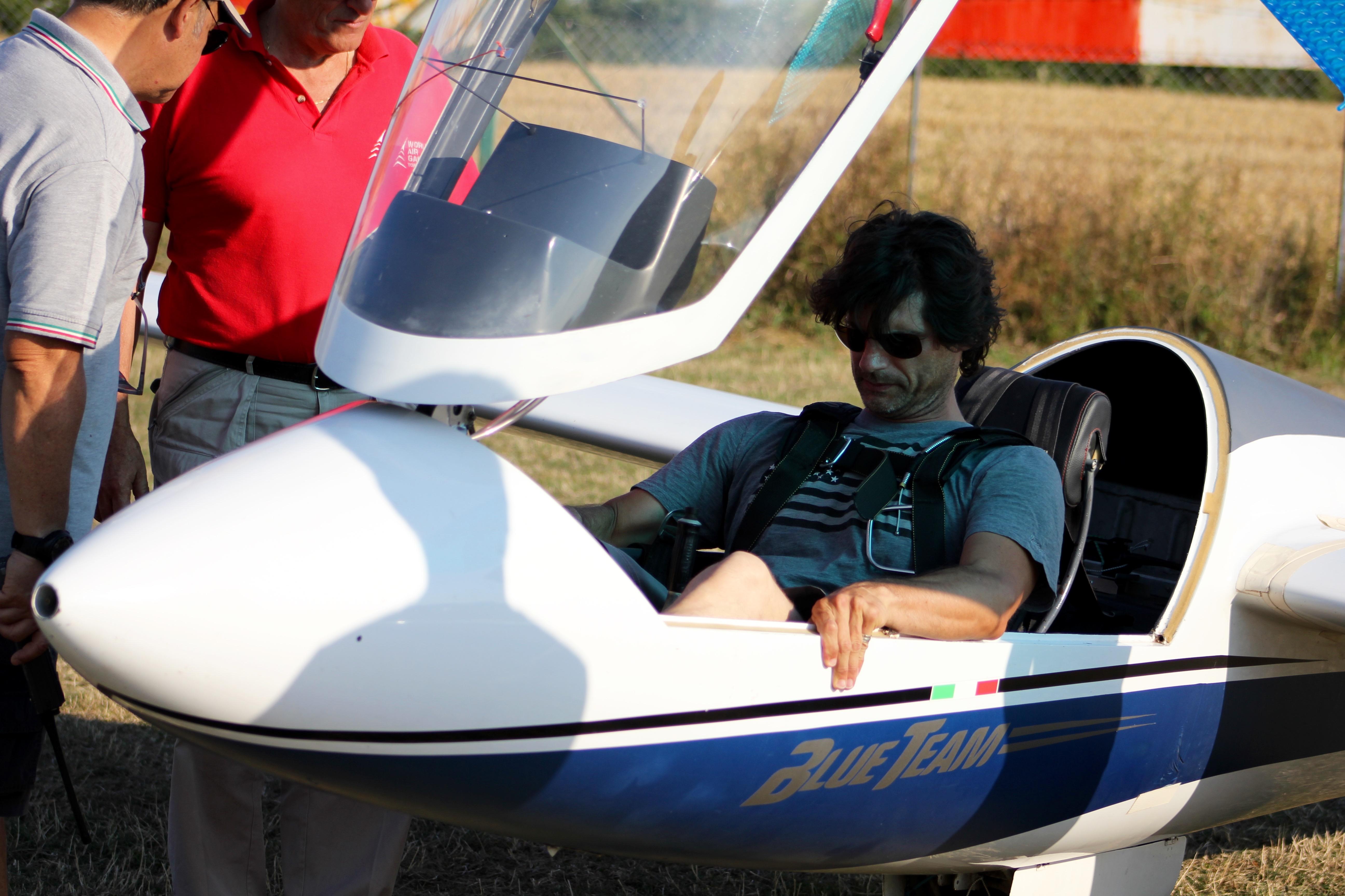 volo acrobatico: Sasha Marvin