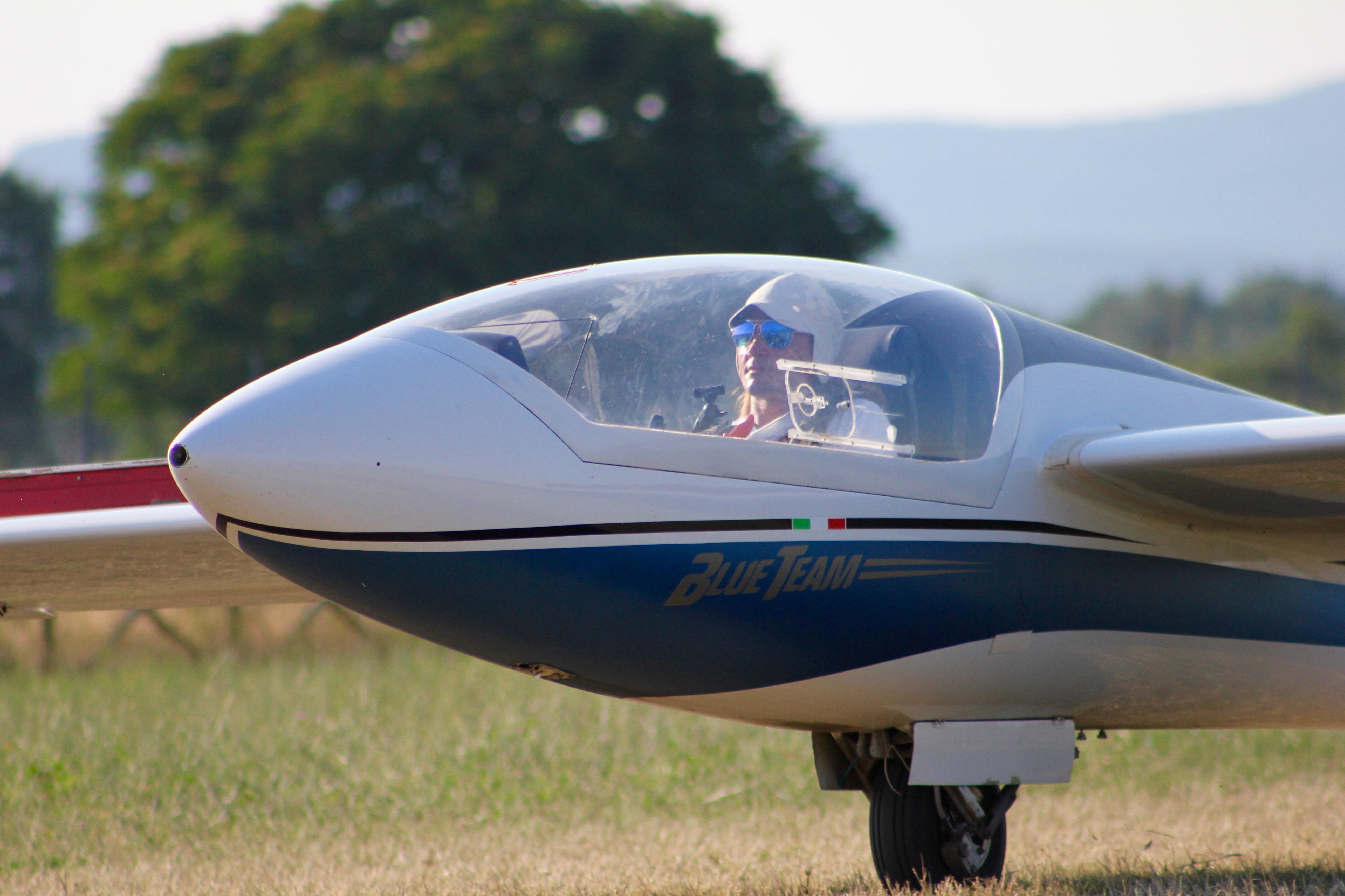 volo acrobatico: Eric Lentz-Gauthier