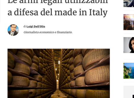 Forbes intervista Paola Corte sull'etichettatura di origine e il made in Italy
