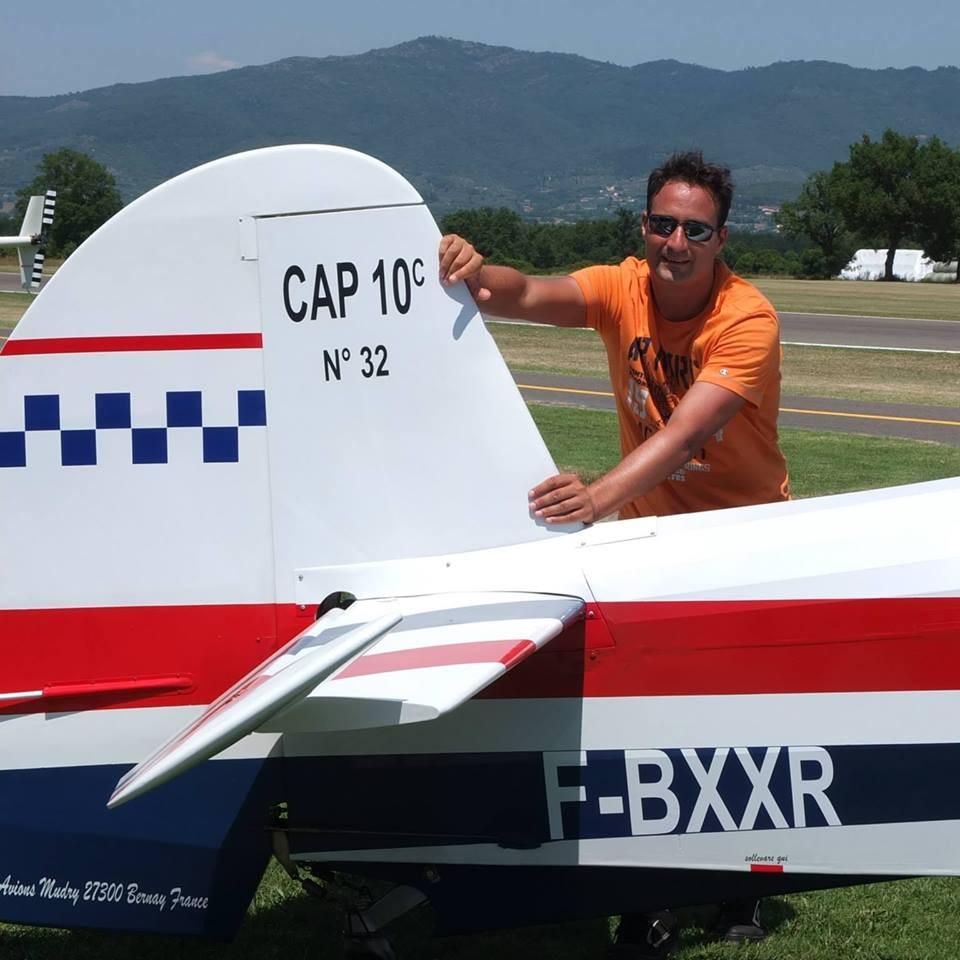 piloti acrobatici, Pierluigi Zito, pilota acrobatico, cap 10