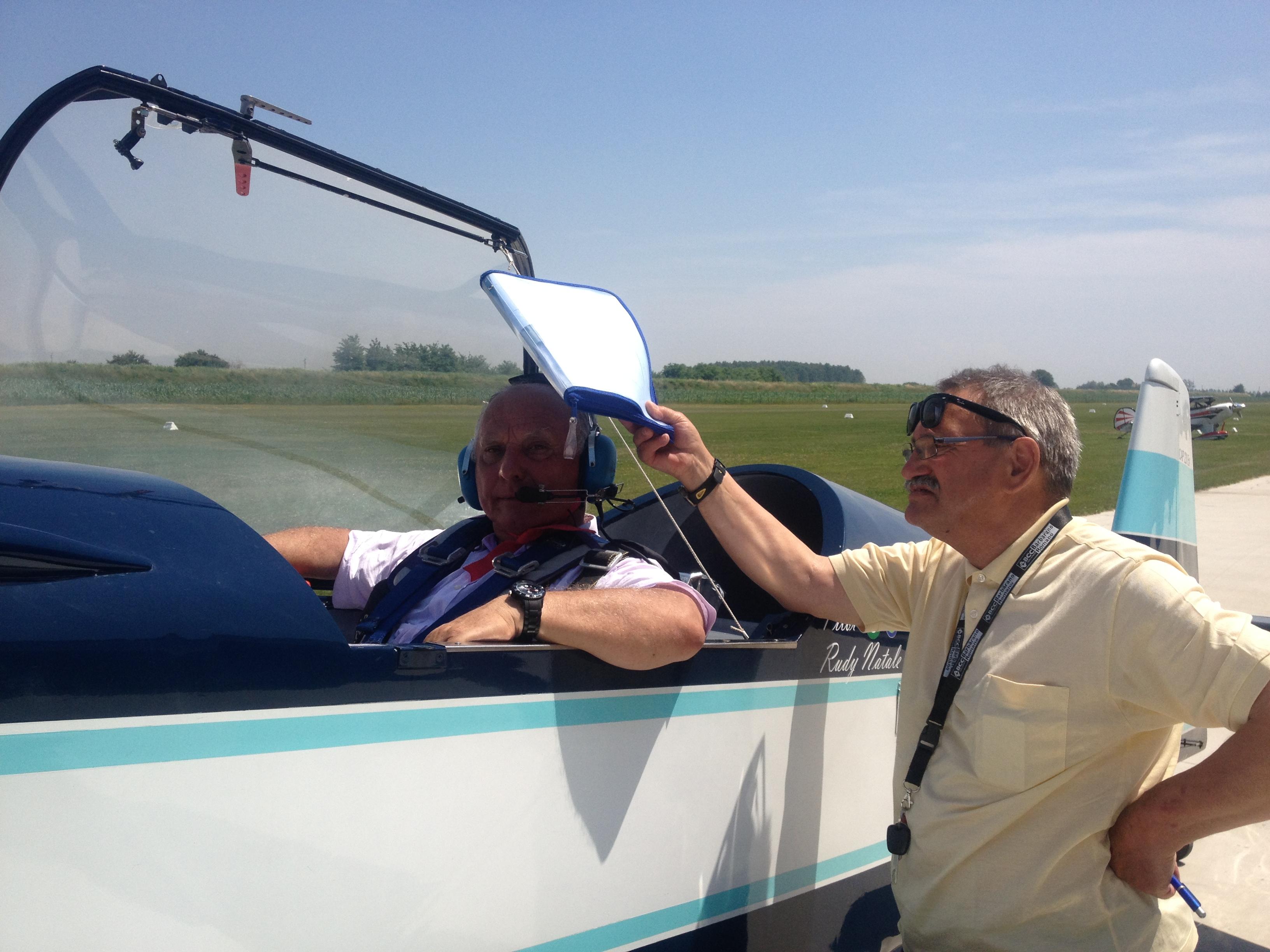 Gianfranco Cillario su CAP 231EX