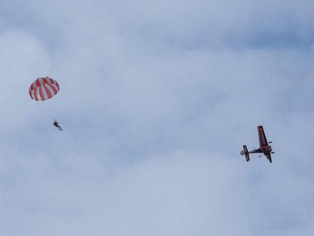 volo acrobatico: Nigel Hopkins- i suoi consigli dopo essere sopravvissuto ad un incidente spaventoso