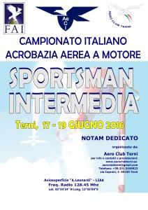 volo acrobatico: Terni organizza la prima gara del campionato italiano di acrobazia a motore- sports