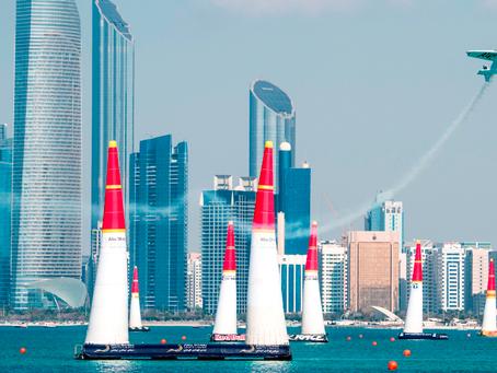 Red Bull Air Race debutta in Francia dal 20 al 22 aprile.