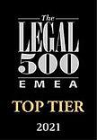 Studio Legale Corte Top Tier Industry focus Food Legal 500 2021 ranking