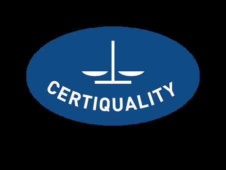 Certificazione UNI EN ISO 9001:2015 di  Studio Legale Corte