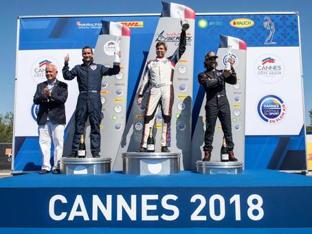 Red Bull Air Races- Challenger Class-Podio per Dario Costa a Cannes