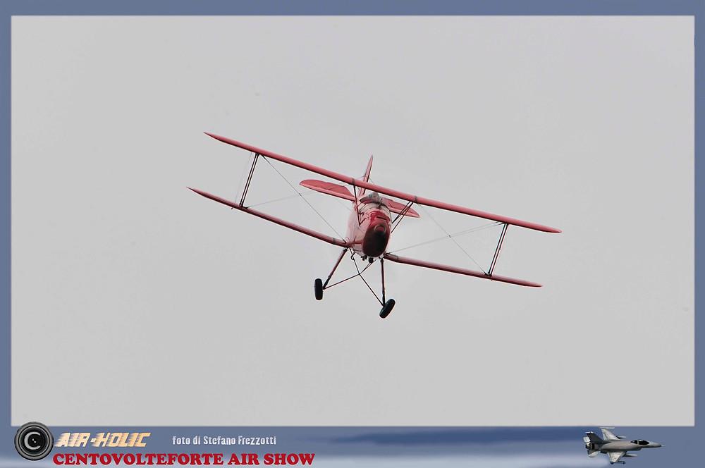 volo acrobatico Frezzotti
