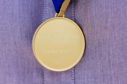 volo acrobatico: medaglia d'oro