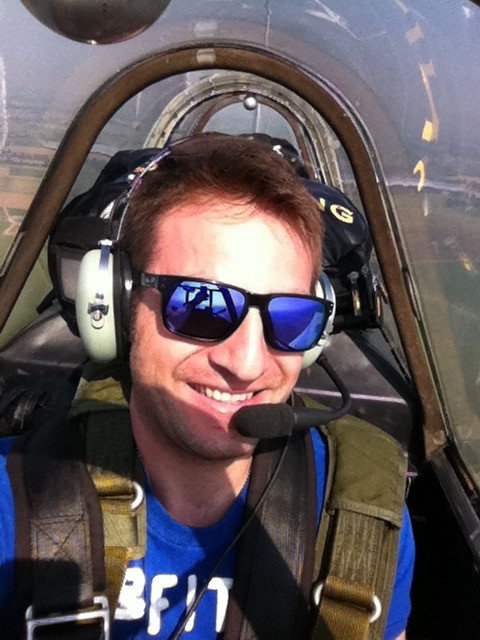 Lorenzo Pesaresi, pilota acrobatico, volo acrobatico, Yakitalia, acrobazia aerea