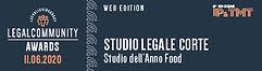 LC_2020_lo_Studio_dell'Anno_Food_è_Stud