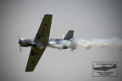 YAK 52 LY-AFJ pilot G. Buso