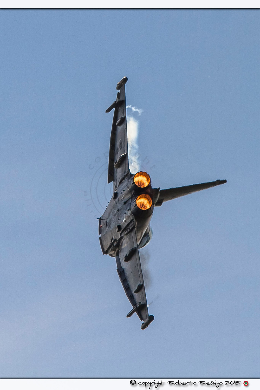 reparto sperimentale volo, RSV, EFA,volo acrobatico, acrobazia aerea, manifestazione, rivolto, 55 anniversario pan