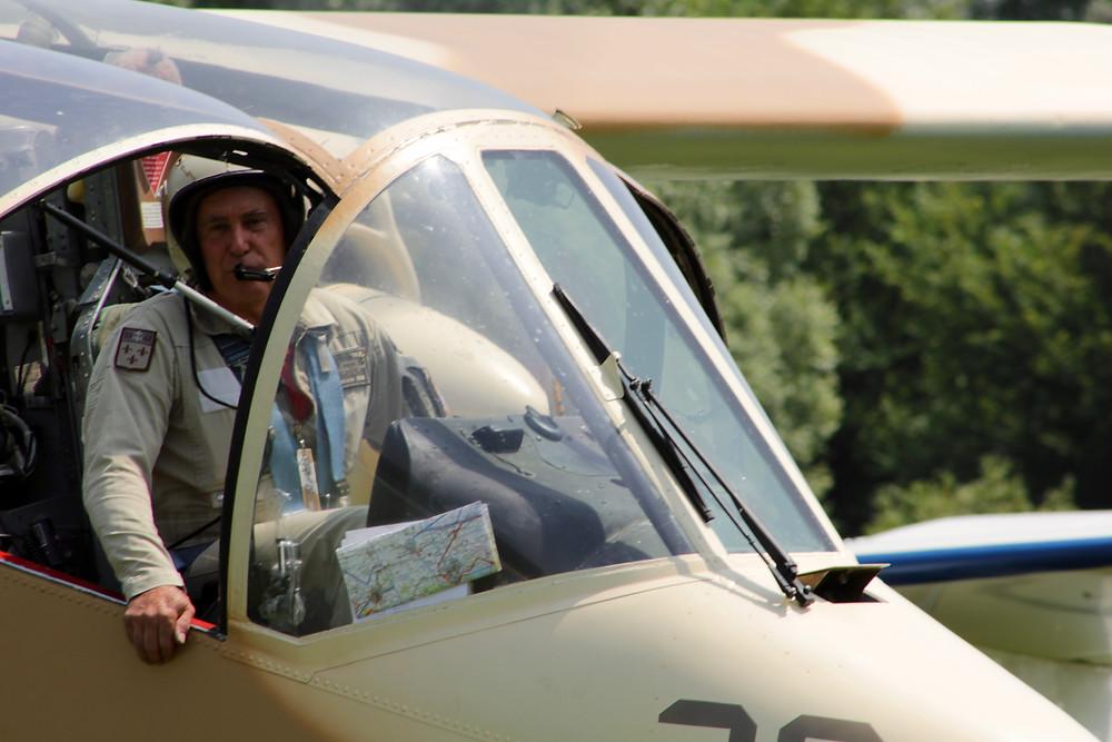 montagnana flyparty 2016 bronco hag rossetto volo acrobatico