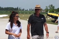 Eva Montori e Tomaso Marzetti