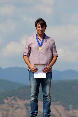 volo acrobatico: Matteo Barbato