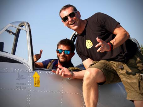 volo acrobatico: Yakitalia- Backstage dell'Airshow di Pesaro
