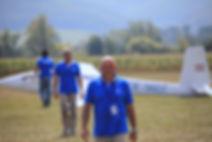 volo acrobatico, Pietro Filippini, Swift s1, aliante, acrobazia
