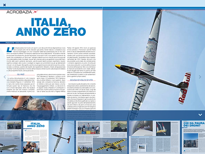 VFR Aviation- 2015 anno zero del volo acrobatico italiano