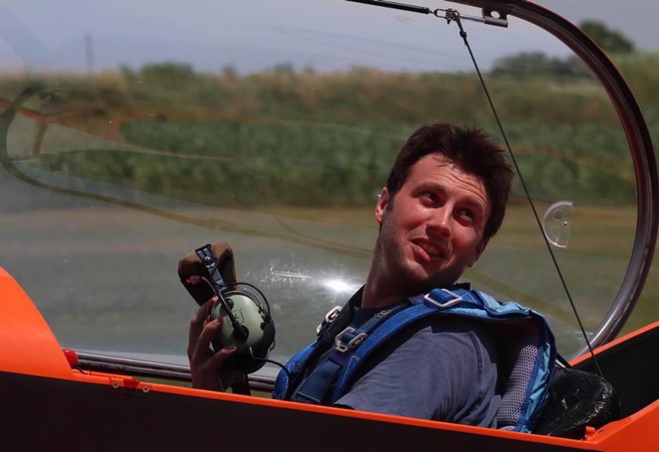 Matteo Barbato su CAP 232