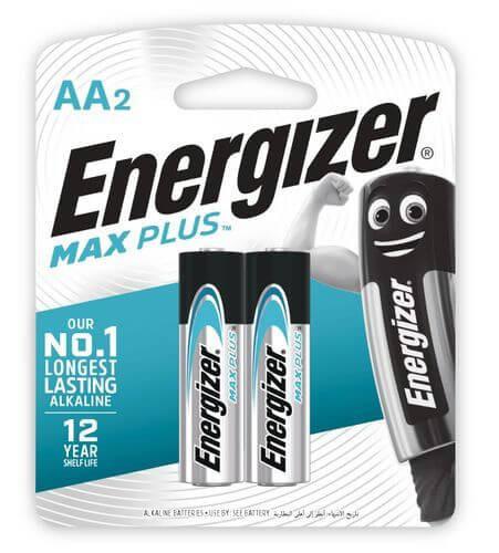 Energizer Max Plus