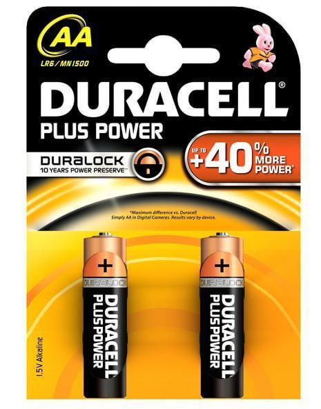 Duracell Power Plus