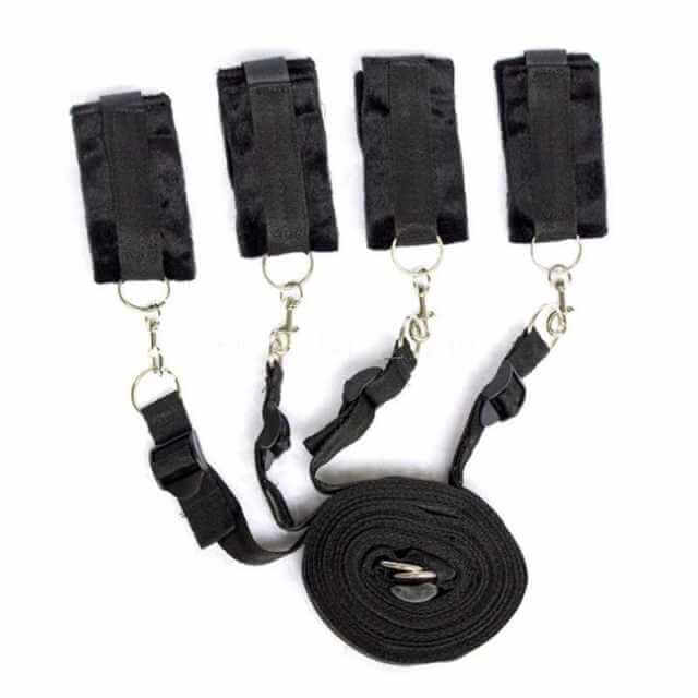 BDSM Bed Bondage Restraints