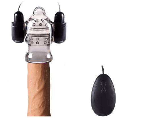 Hands free male masturbation tips