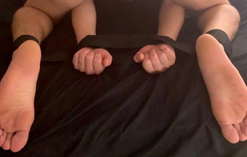 Anklecuffs Handcuffs Bondage Sex Restraint