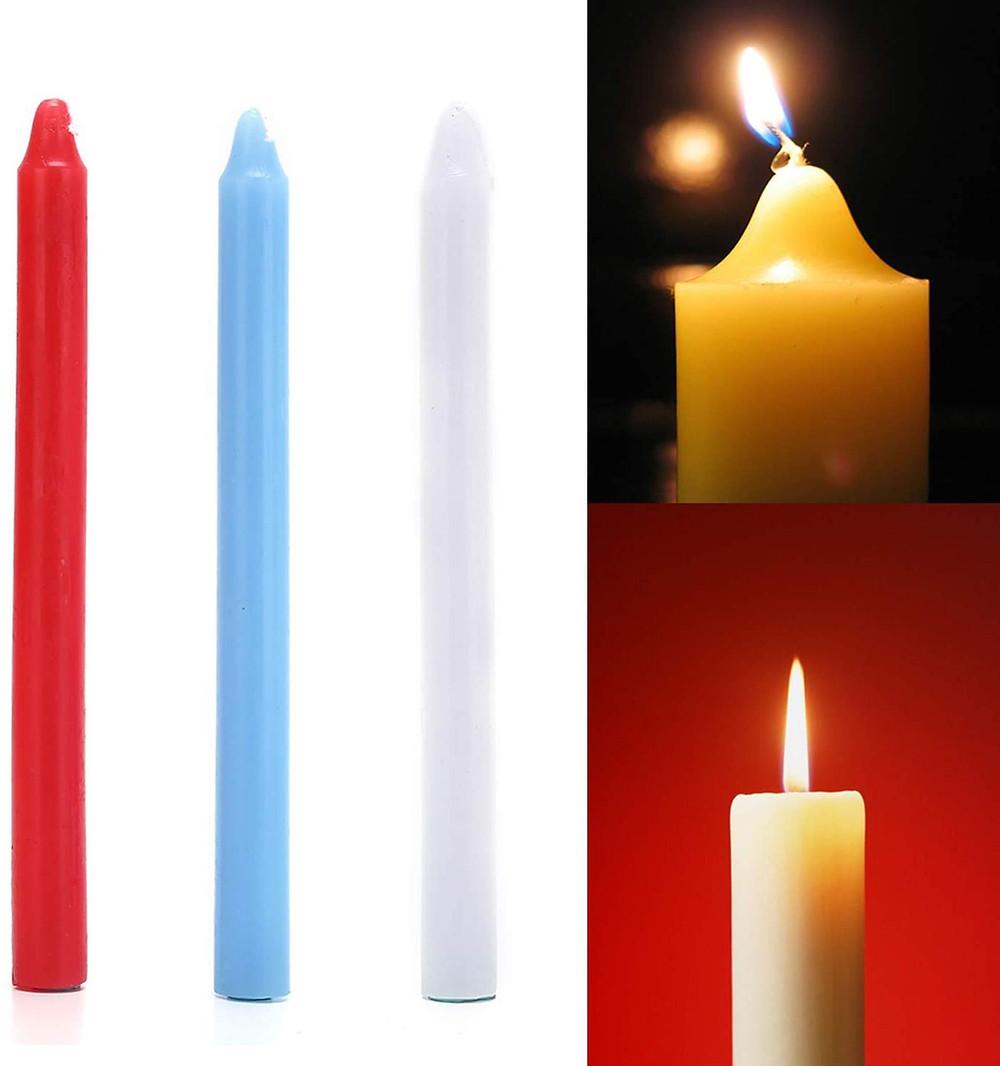 BDSM Sensual moodtime Hot Wax Candles