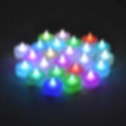 RGB LED Tealight
