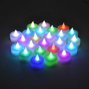 RGB LED Tealight