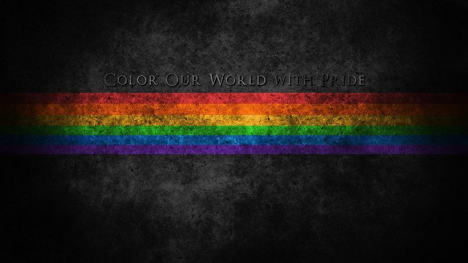LGBT pride rainbow moodtime