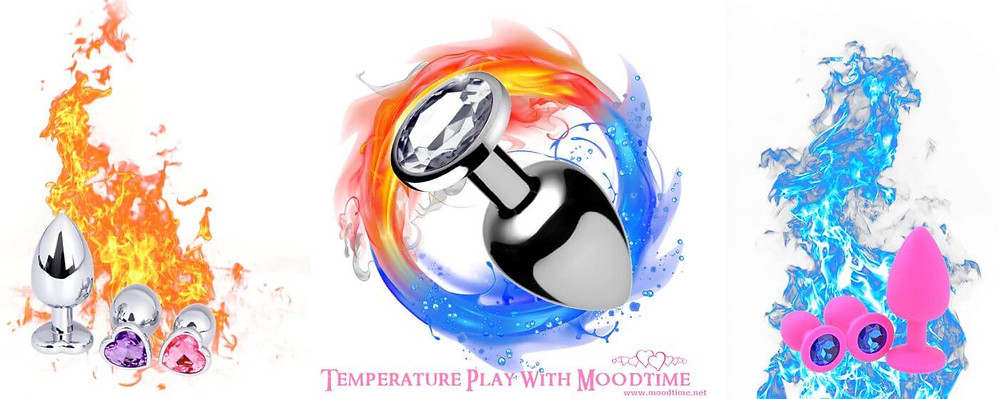 Temperature Play with your favourite sex toys!