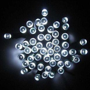 White Solar LED