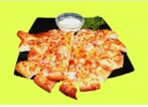 Пицца-палочки с беконом