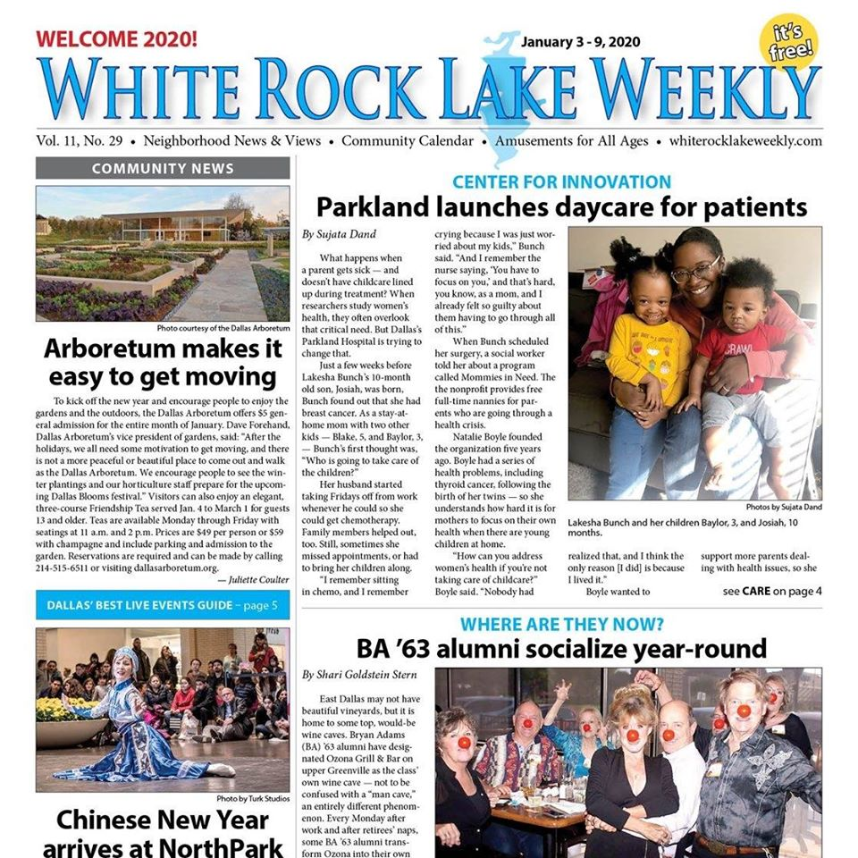 White Rock Lake Weekly