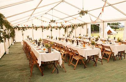 Wedding Tents, chairs, centerpieces, wedding decor in Jacksonville, FL