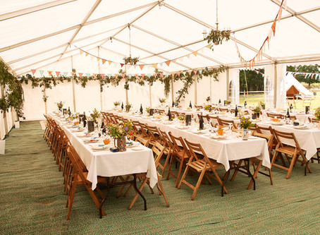 How to plan the perfect Wedding Reception.