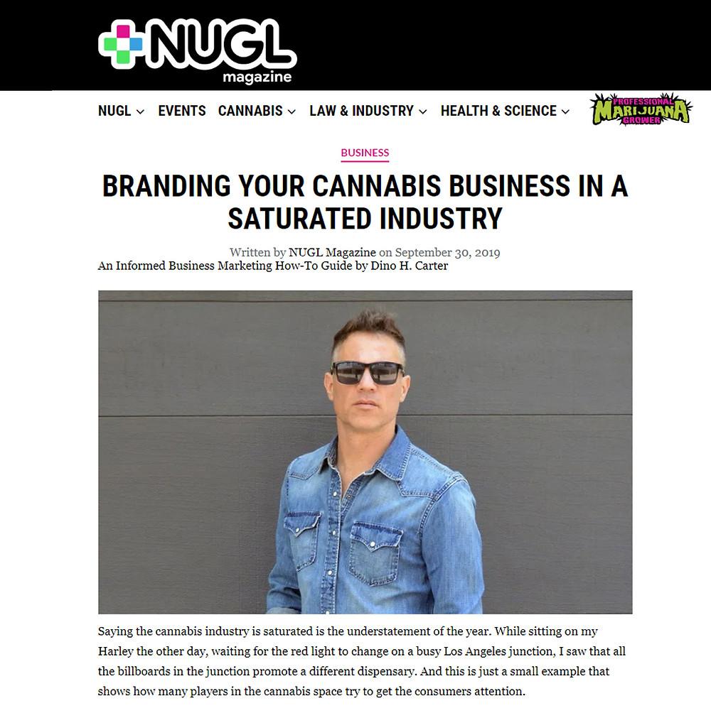 Cannabis branding expert