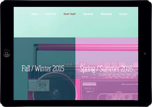 jyinstyle web design