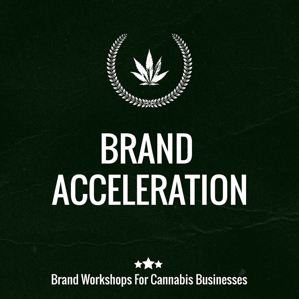 Book a brand workshop to accelerate your Cannabis brand