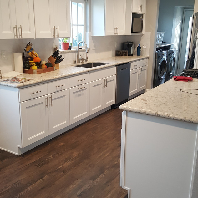 Chino Hills Kitchen Remodel