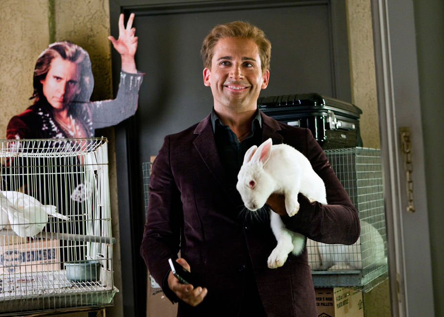 2-The-Incredible-Burt-Wonderstone-Steve-Carell-with-rabbit-Photo-by-Ben-Glass