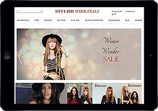 fashion website designer